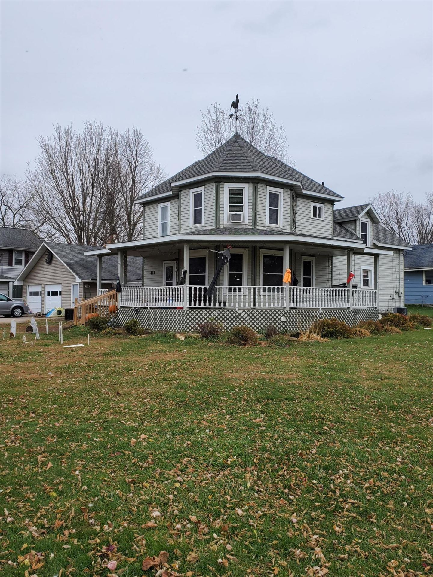 417 W 2nd St, Blair, WI 54616 - MLS#: 1715512