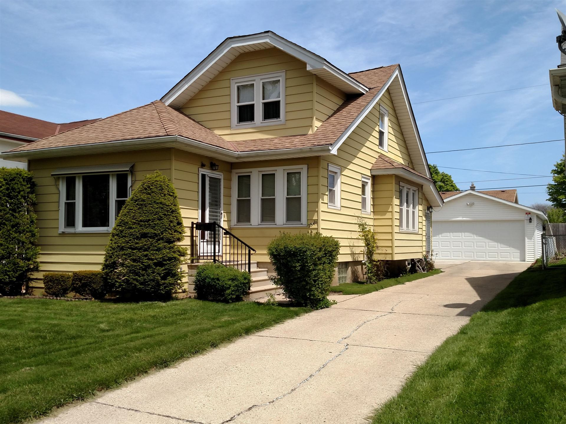 2546 N 59th St, Milwaukee, WI 53210 - #: 1693559