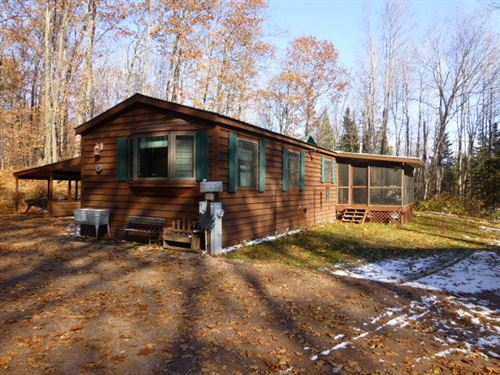Photo of N18418 Lily Lake Rd, Dunbar, WI 54119 (MLS # 1716571)