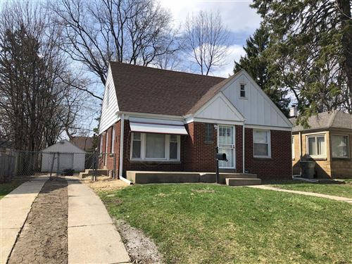 Photo of 5631 N 38th St, Milwaukee, WI 53209 (MLS # 1734573)