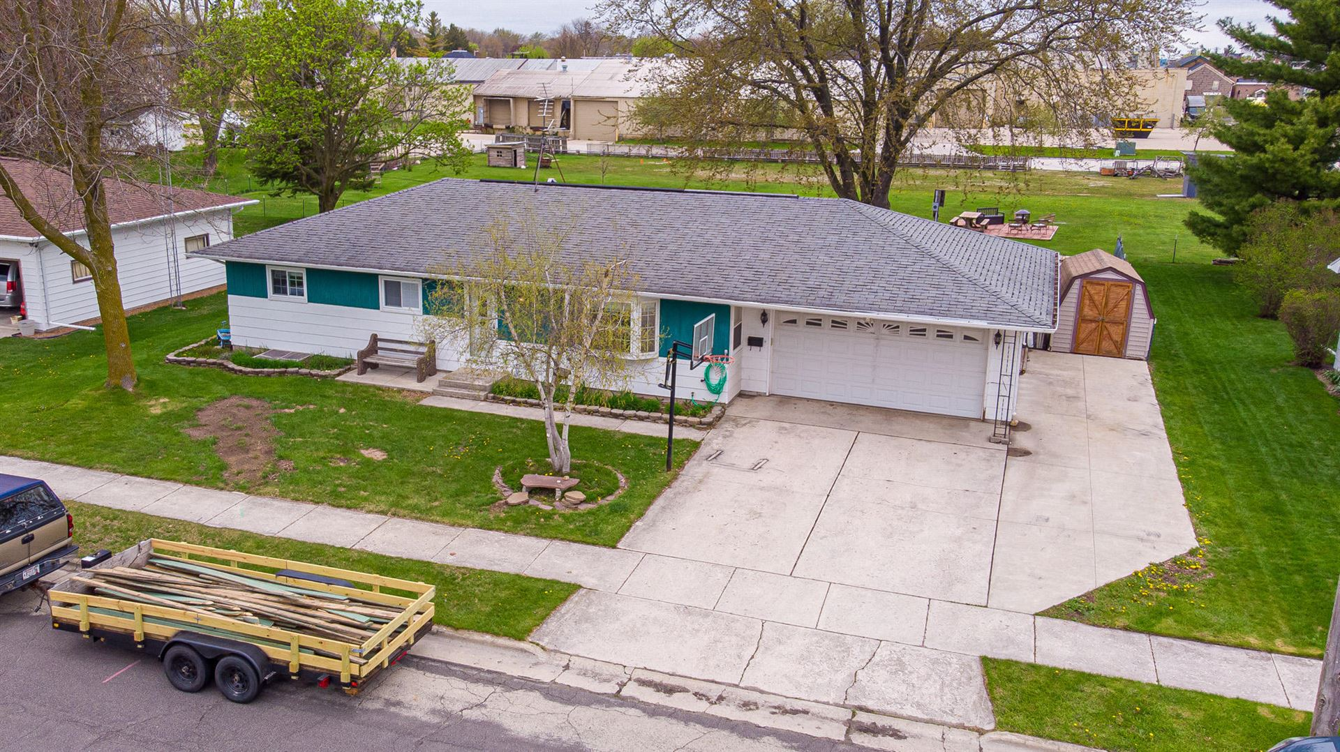 1720 Pleasant AVE, New Holstein, WI 53061 - #: 1690573