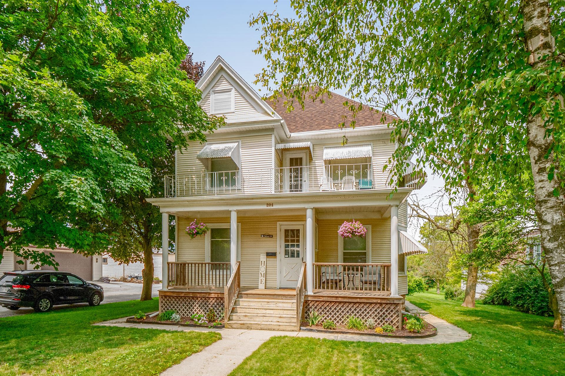 204 Western Ave, Plymouth, WI 53073 - MLS#: 1753575