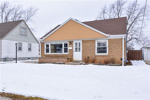 Photo of 8920 W Morgan #Ave, Milwaukee, WI 53228 (MLS # 1724576)