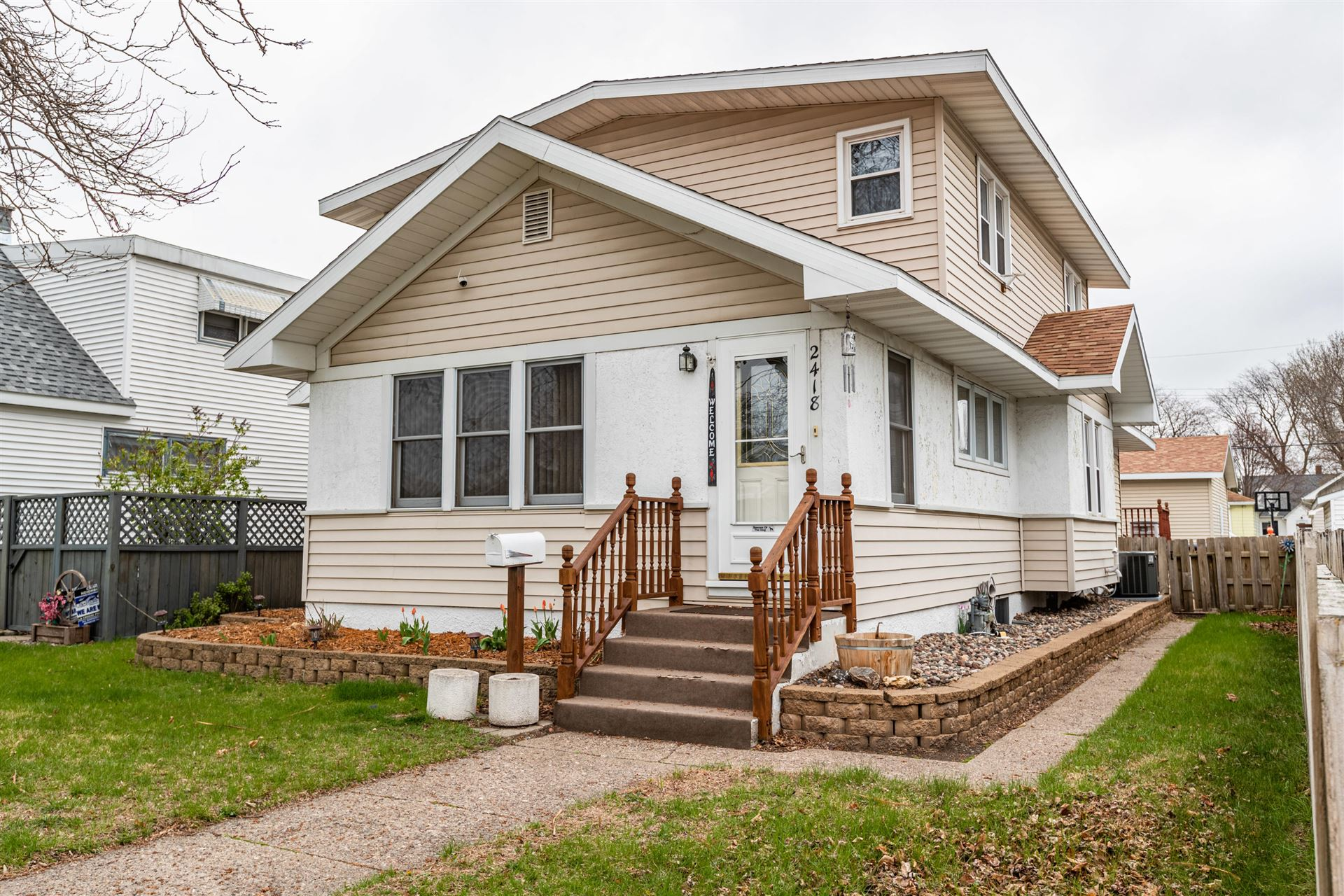2418 Wood St, La Crosse, WI 54603 - MLS#: 1735582