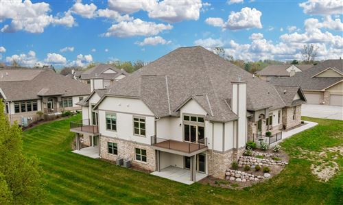 Photo of 7534 W Tuckaway Pines Circle, Franklin, WI 53132 (MLS # 1632583)