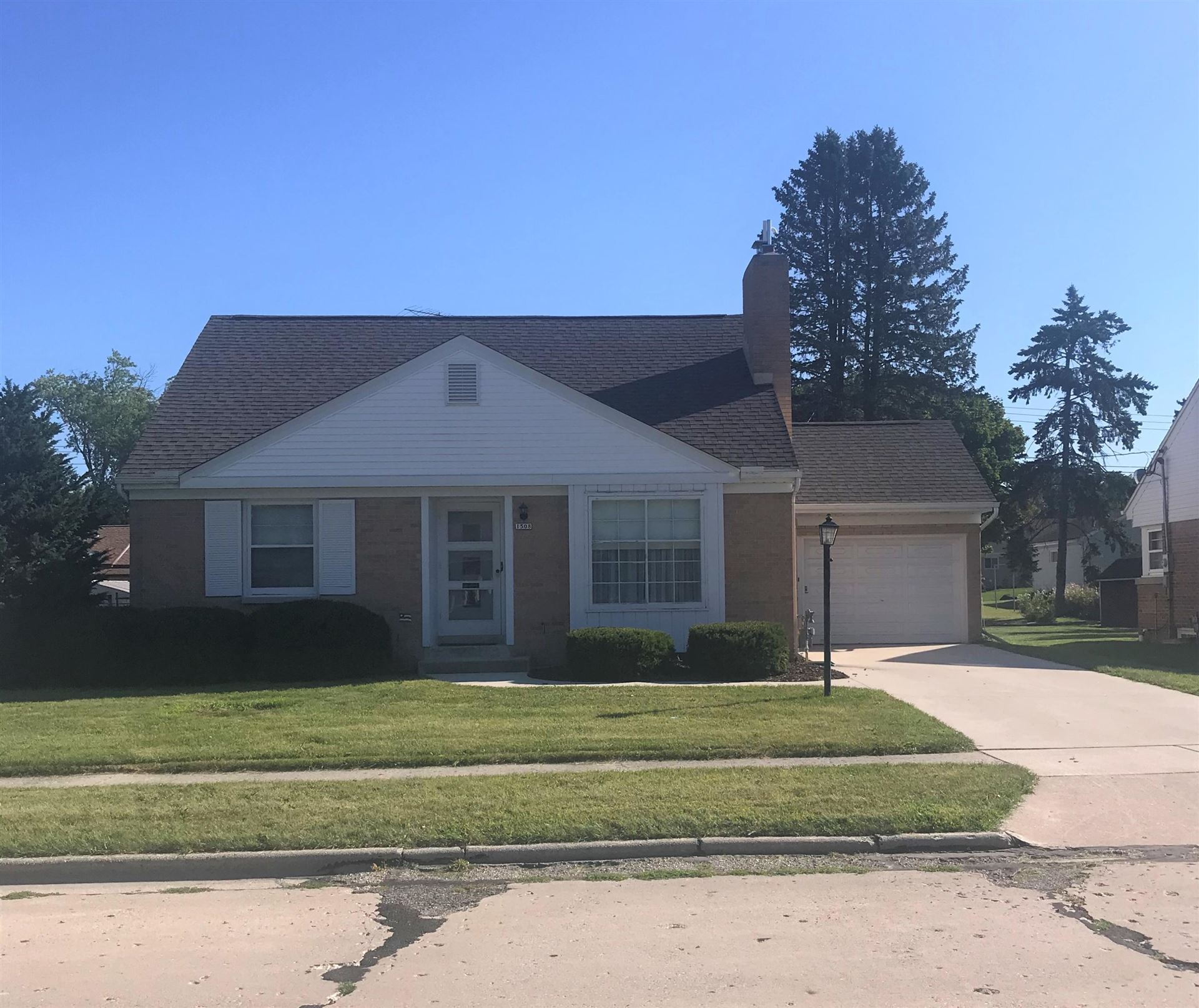 1508 Reed Ave, Manitowoc, WI 54220 - #: 1709587
