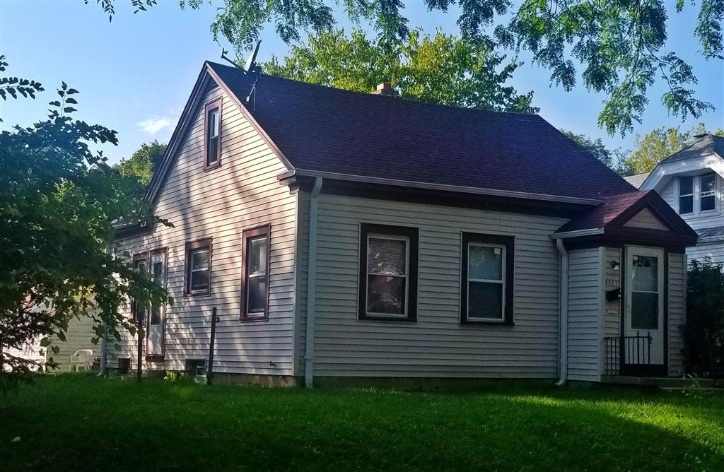 5521 N 33rd St, Milwaukee, WI 53209 - #: 1661605