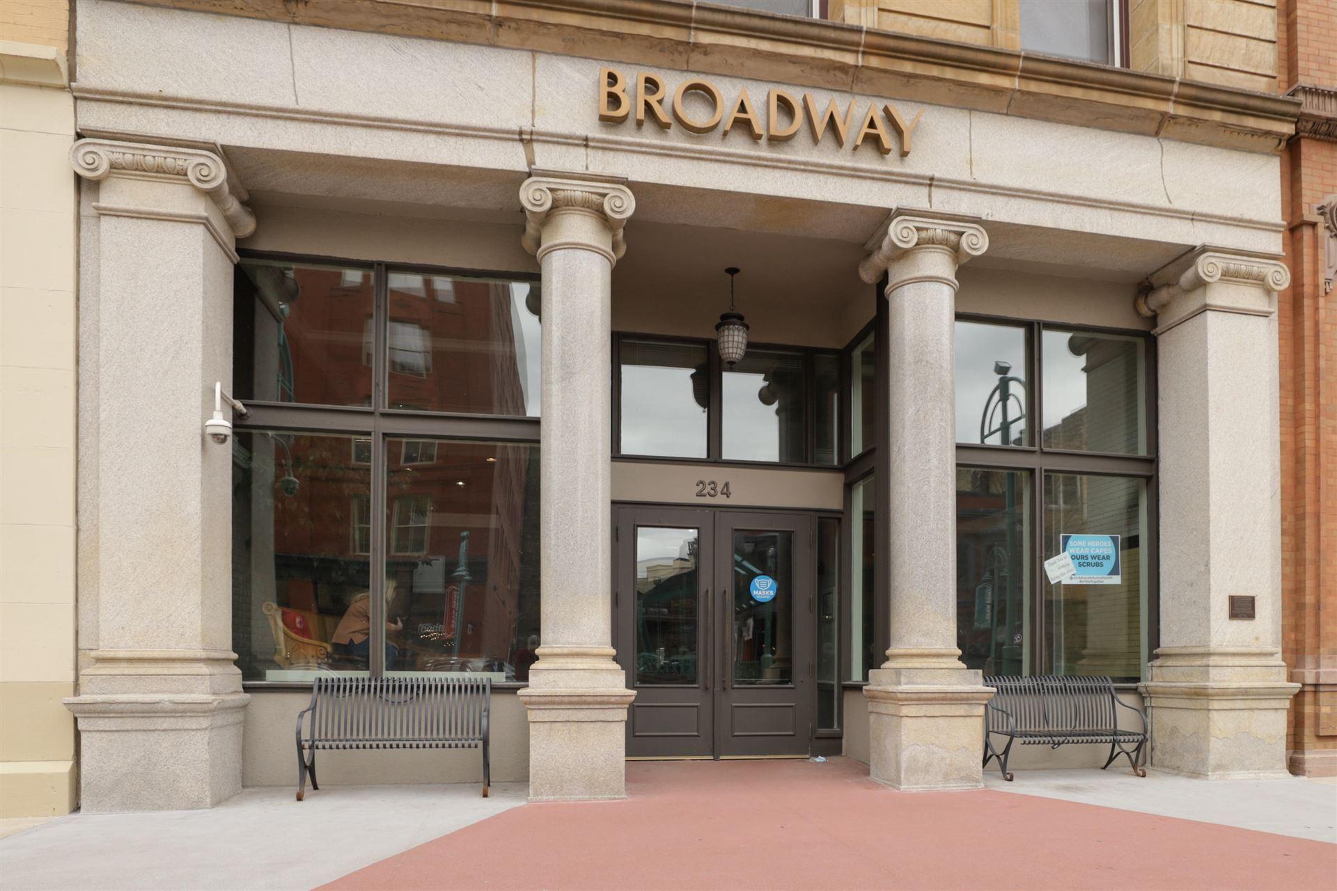 234 N Broadway #305, Milwaukee, WI 53202 - MLS#: 1735610