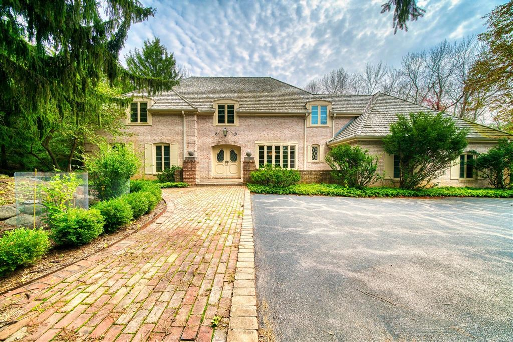 7640 N River Rd, River Hills, WI 53217 - #: 1663621