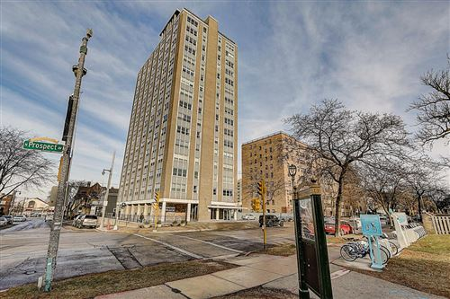 Photo of 1707 N Prospect Ave #10E, Milwaukee, WI 53202 (MLS # 1670644)