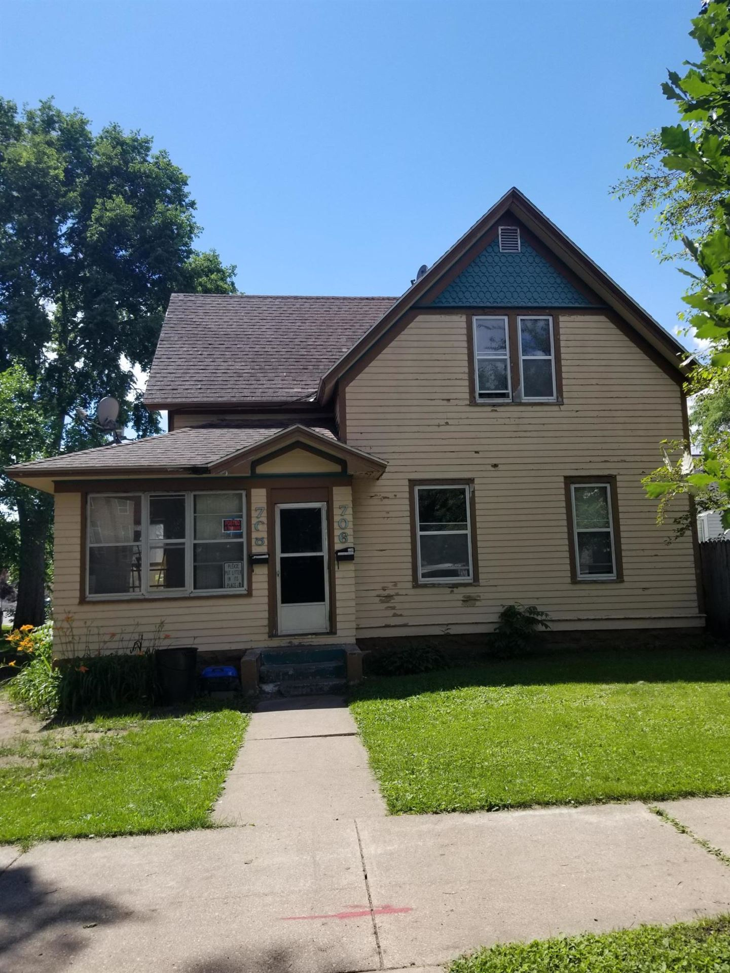706 7th St S #708, La Crosse, WI 54601 - MLS#: 1696659