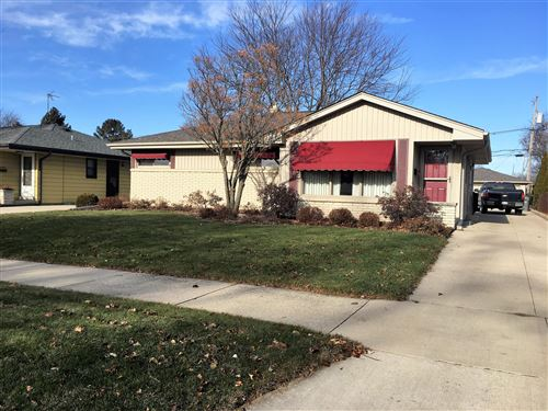 Photo of 2536 E DALE AVE, Cudahy, WI 53110 (MLS # 1670666)