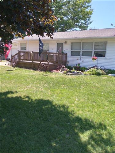 Photo of 307 S Tappen Rd, Blair, WI 54616 (MLS # 1746668)