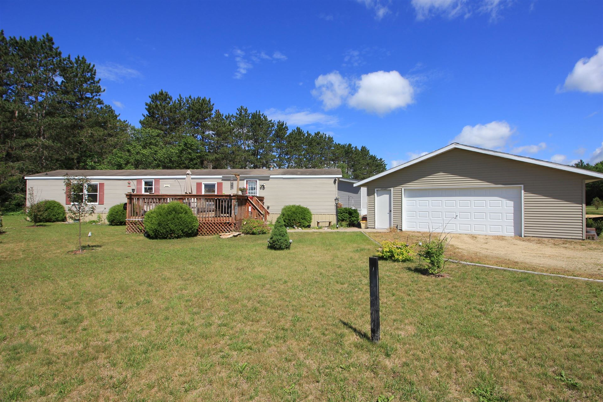 15528 Cth A LOT 18, Angelo, WI 54656 - MLS#: 1695671