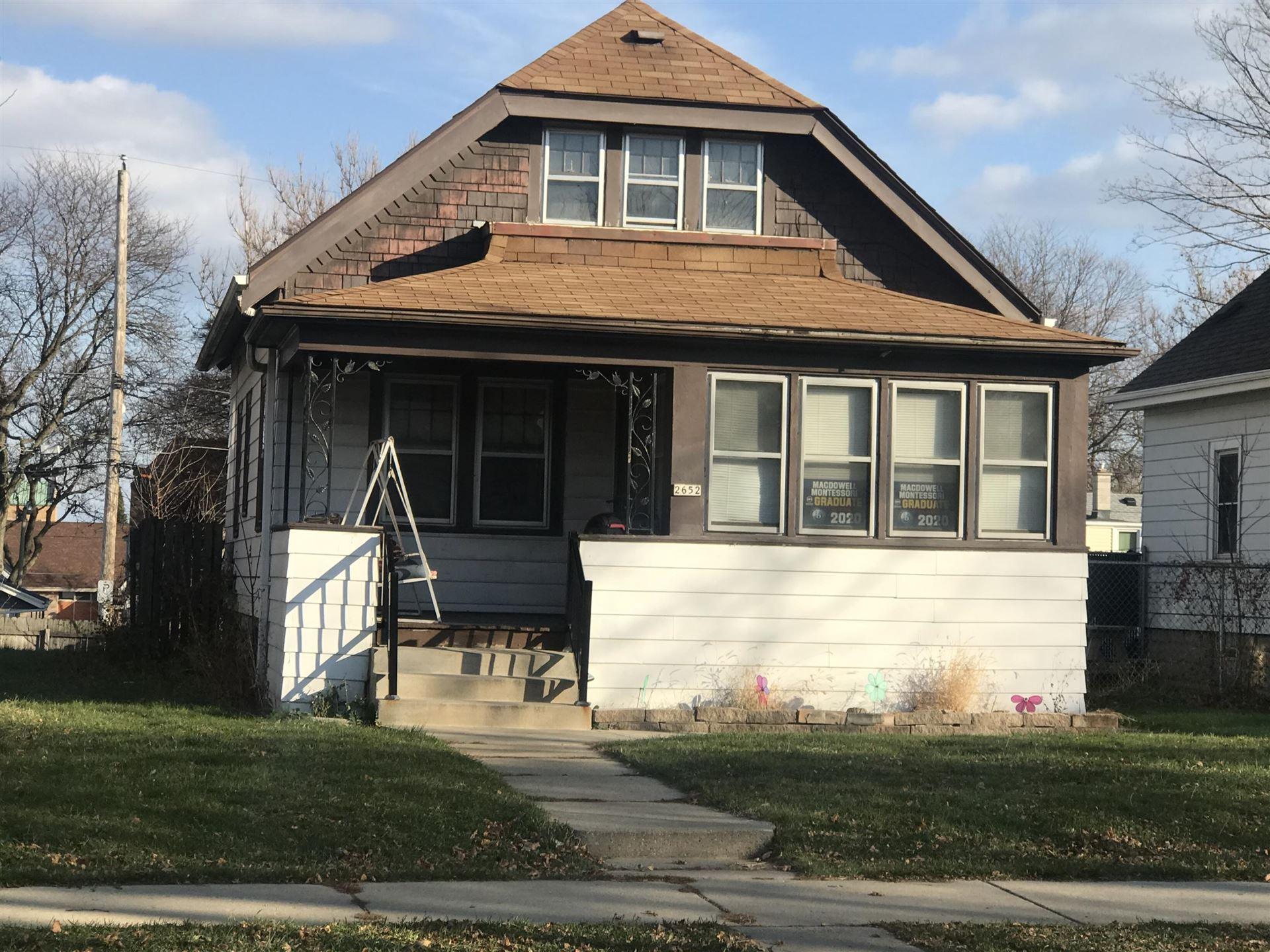 2652 N 55th St, Milwaukee, WI 53210 - #: 1719703