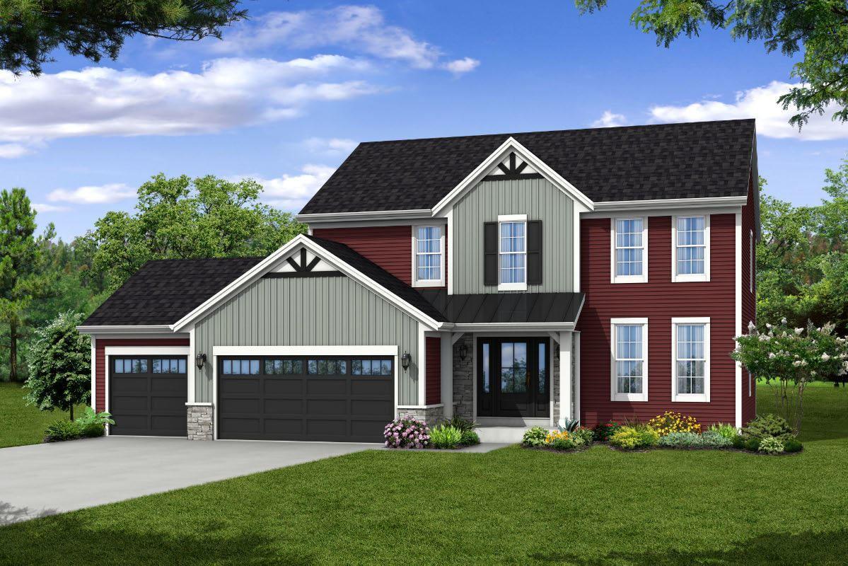 570 Countryside Dr, Slinger, WI 53086 - #: 1727723