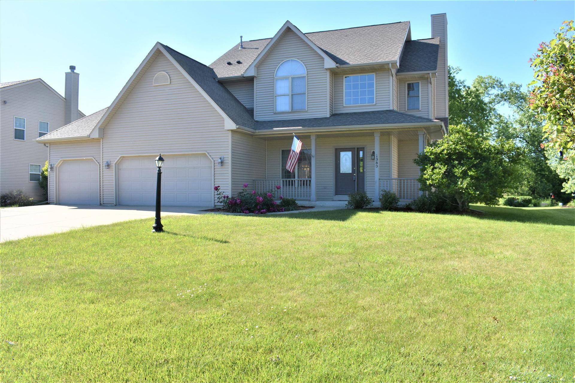1380 112th St, Pleasant Prairie, WI 53158 - #: 1681731