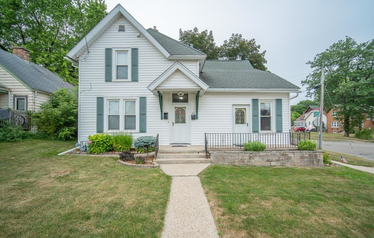 402 3rd Ave, West Bend, WI 53095 - MLS#: 1754735