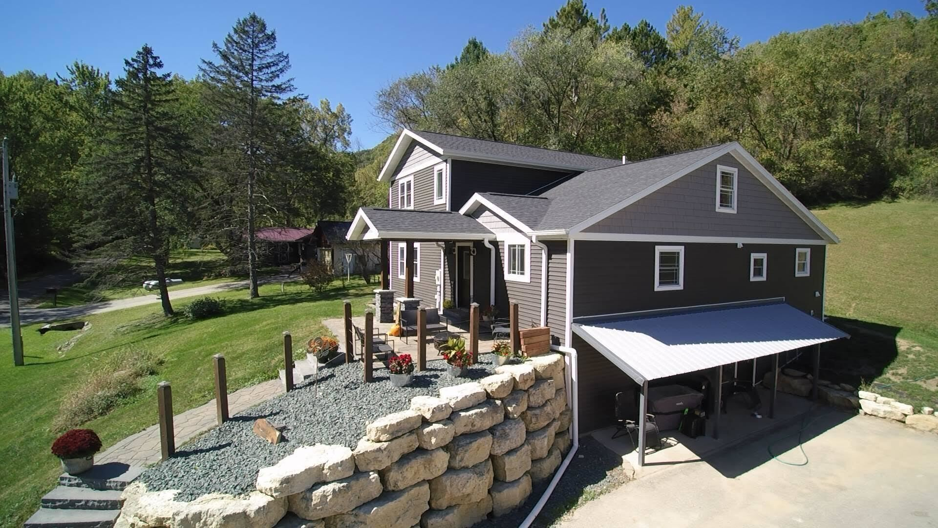 W4824 Puent Rd, Barre, WI 54601 - MLS#: 1762740