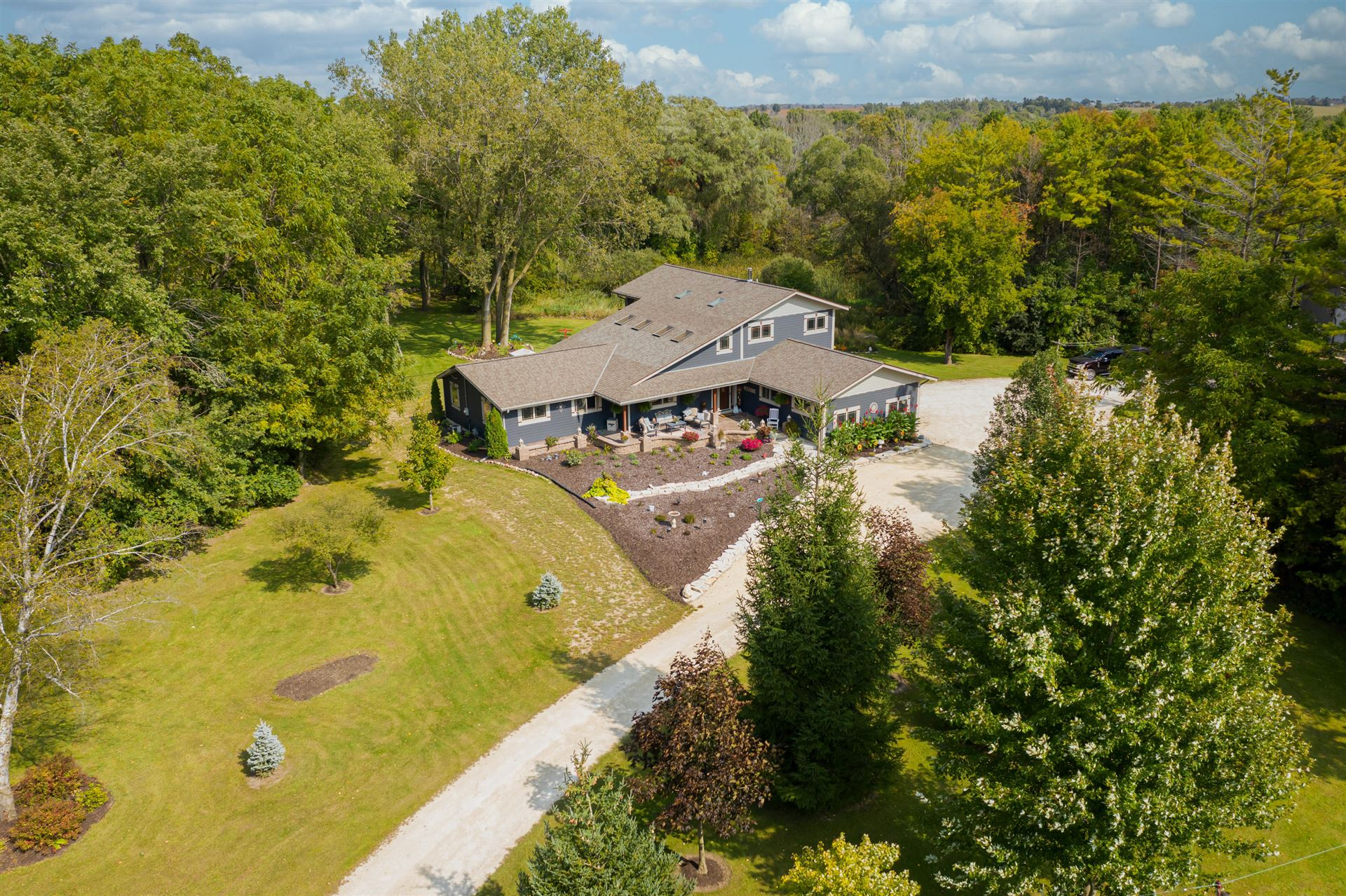 3680 County Road O, Saukville, WI 53080 - #: 1709746