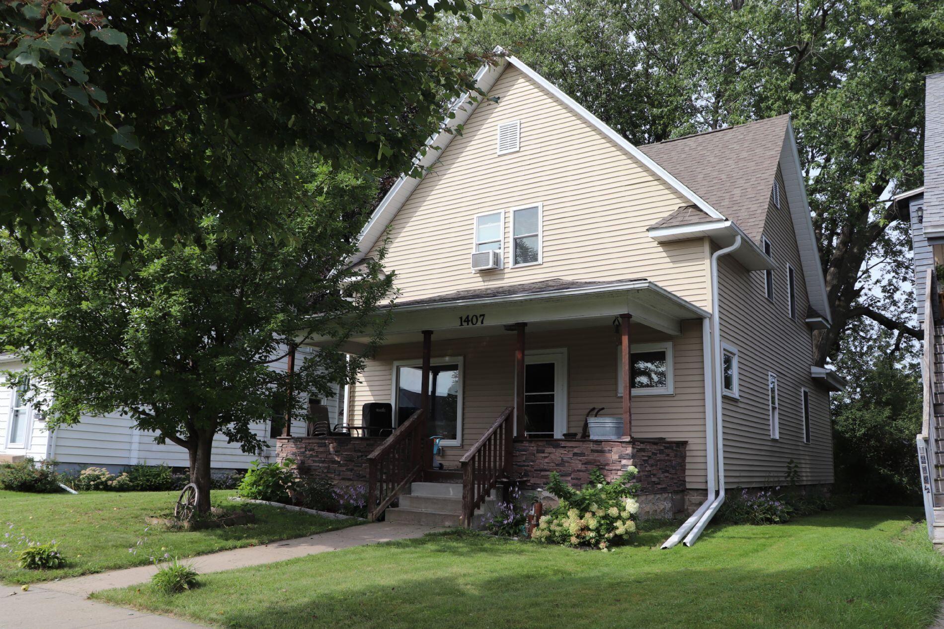 1407 Stoughton Ave, Tomah, WI 54660 - MLS#: 1761748