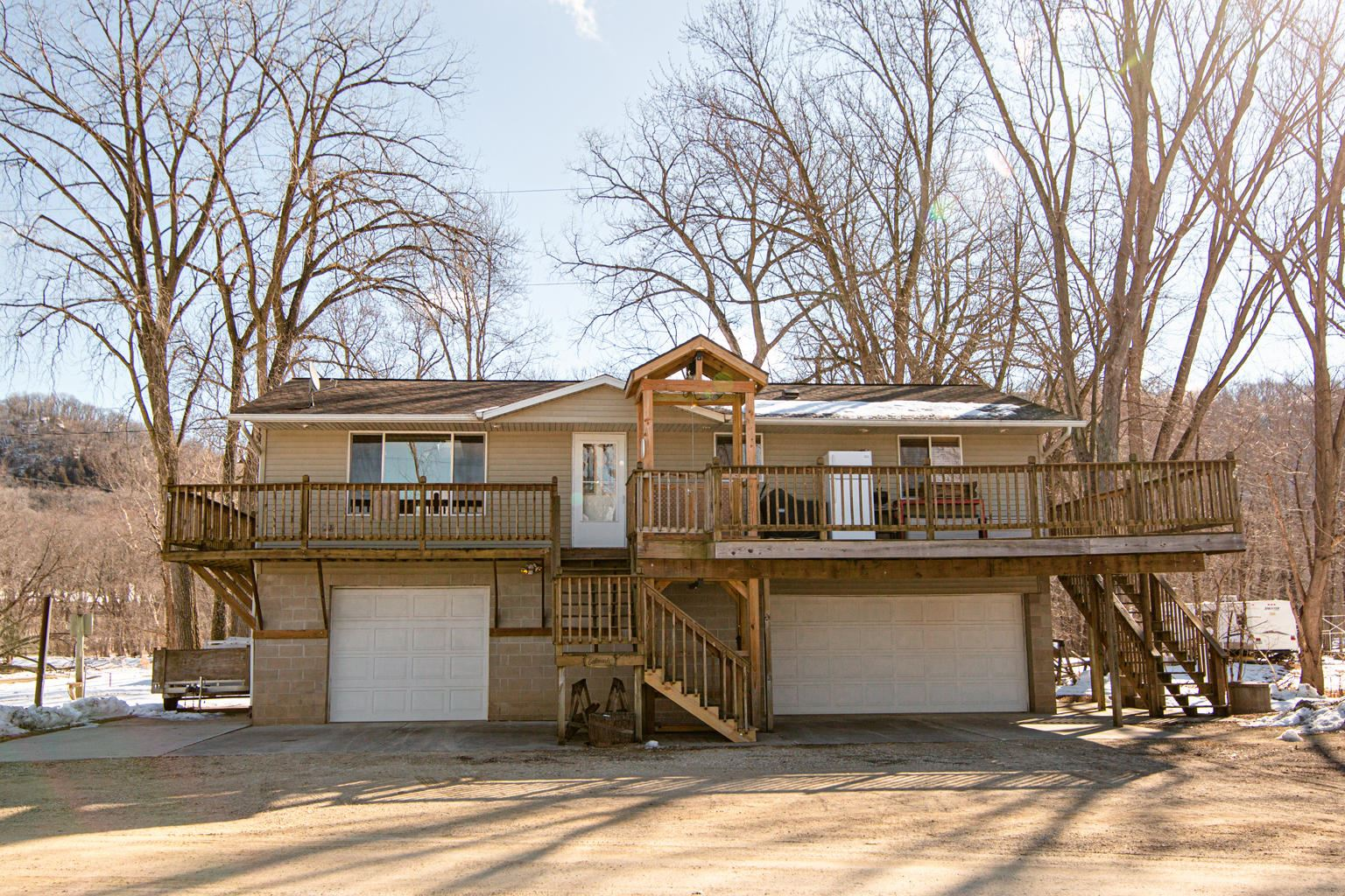 S7307 Anthony Rd, Wheatland, WI 54624 - MLS#: 1728778