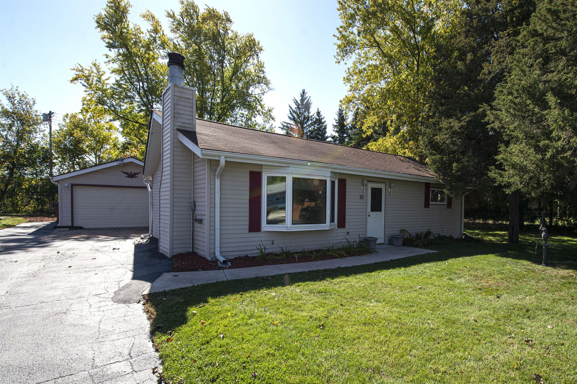 111 E South St, Wales, WI 53183 - #: 1713780