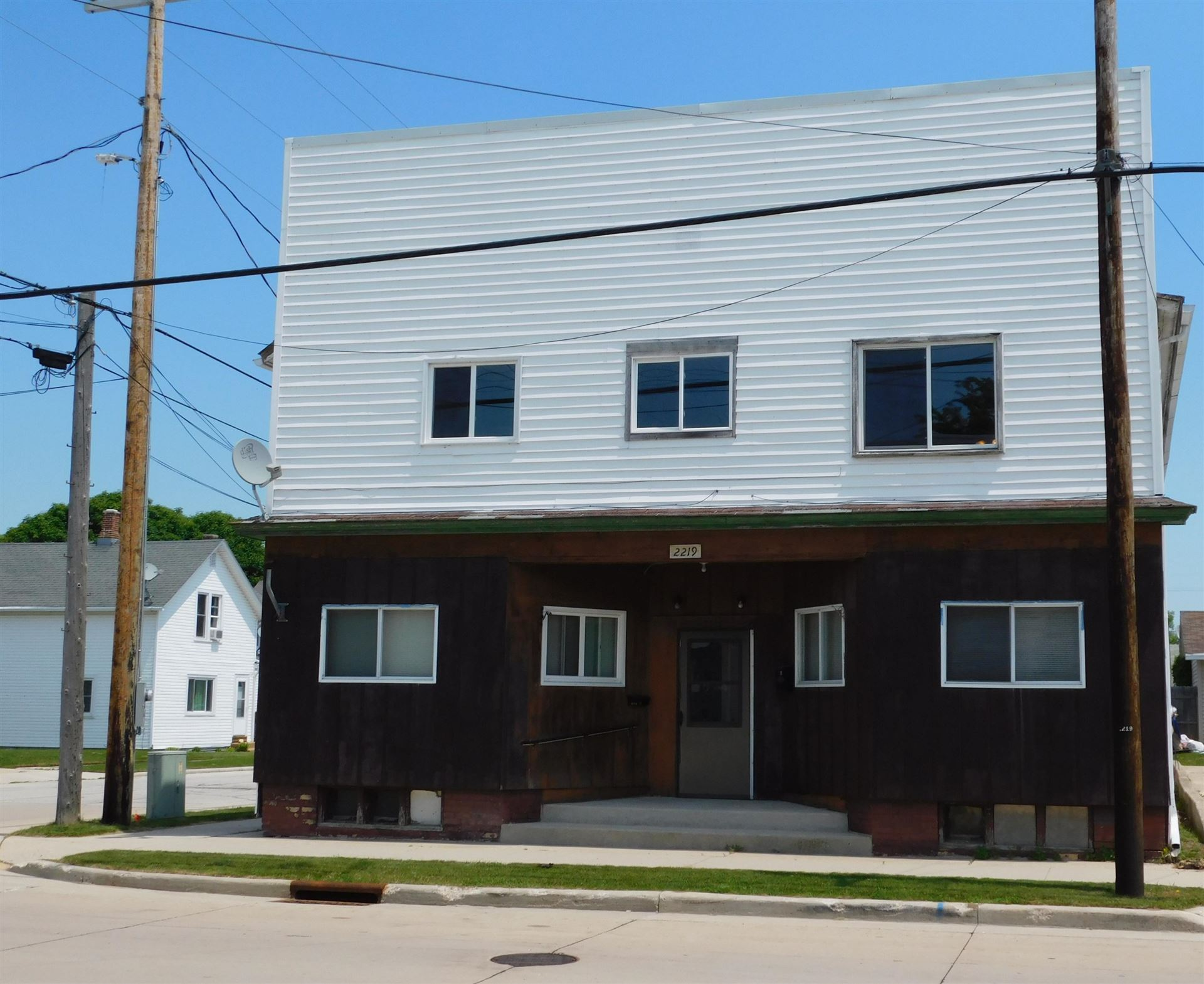 2219 Adams St, Two Rivers, WI 54241 - #: 1694792