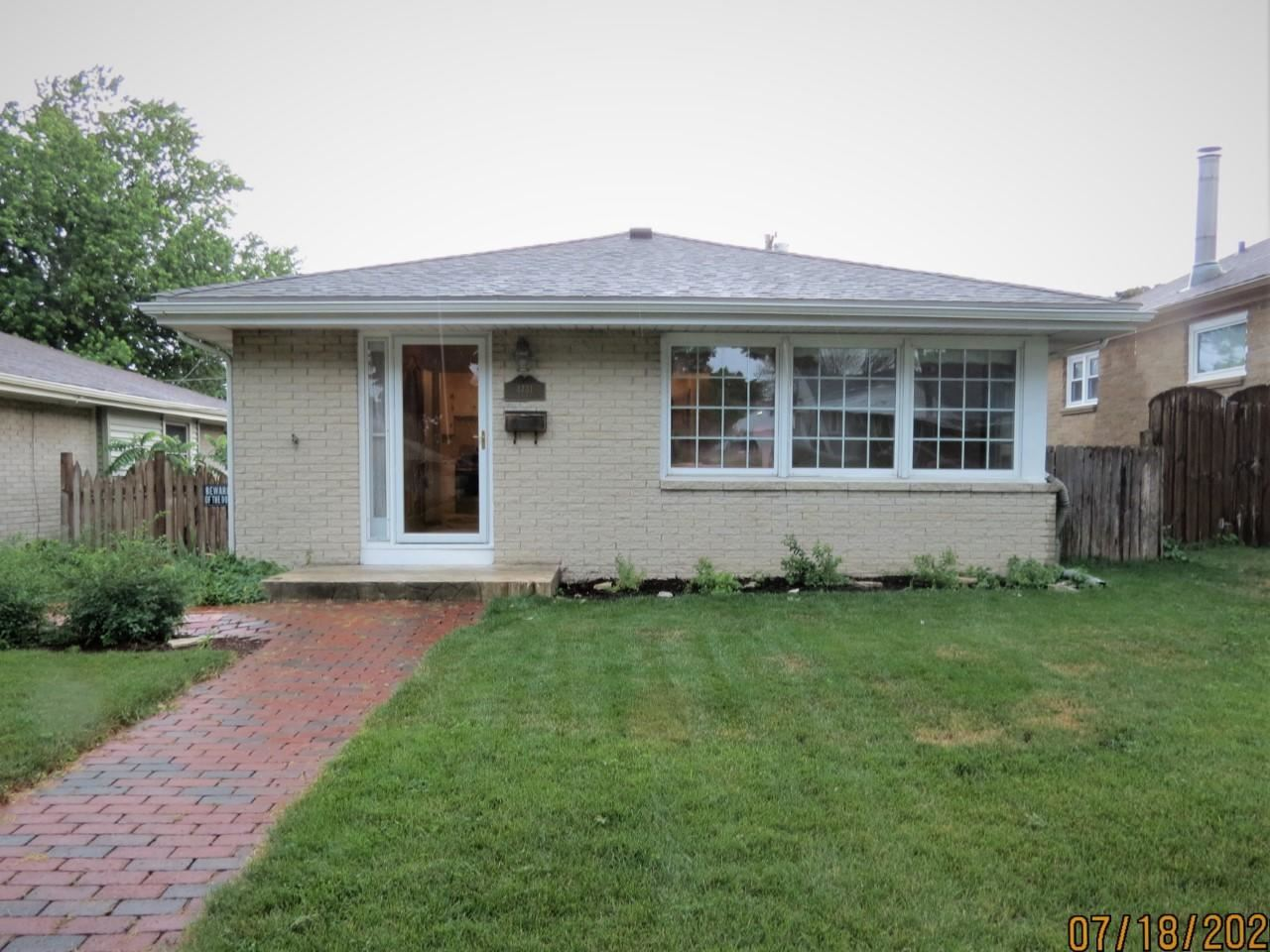 4731 N 80th St, Milwaukee, WI 53218 - #: 1699798