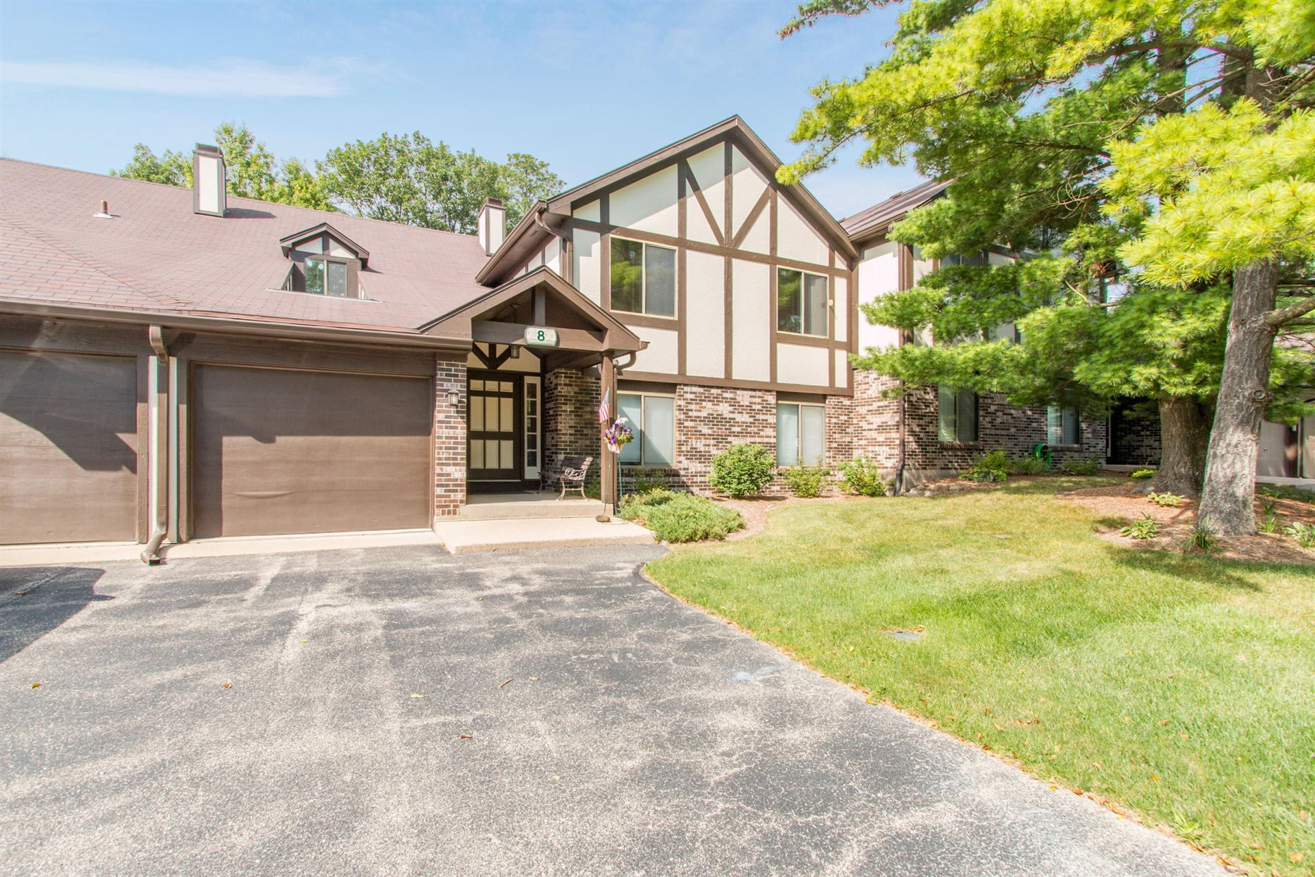 24 Driftwood Ct #D, Williams Bay, WI 53191 - #: 1692800
