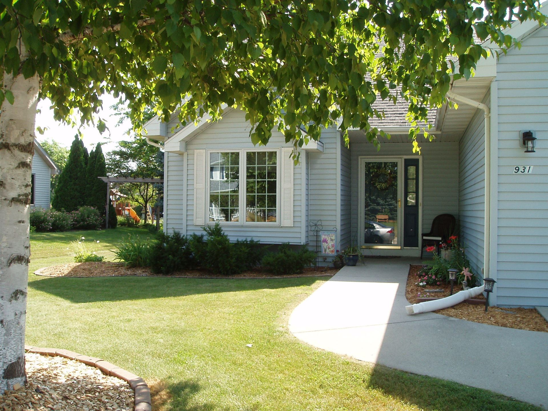 931 Beech Dr #1, Plymouth, WI 53073 - #: 1697817