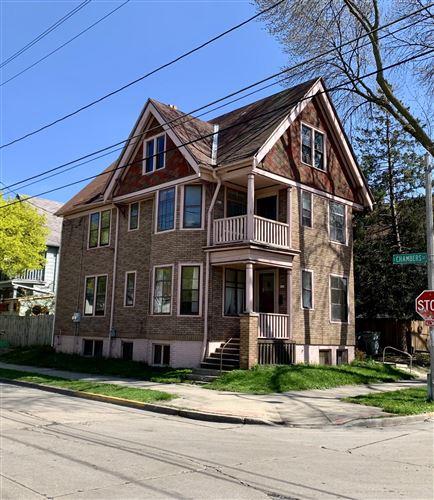 Photo of 601 E Chambers St #601A, Milwaukee, WI 53212 (MLS # 1737825)