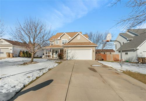 Photo of 3334 125th St., Pleasant Prairie, WI 53158 (MLS # 1724833)