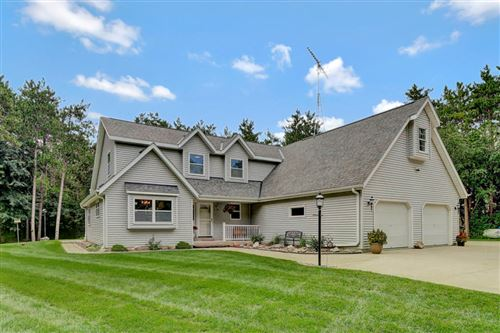 Photo of N723 Pine Ln, Auburn, WI 53010 (MLS # 1703843)
