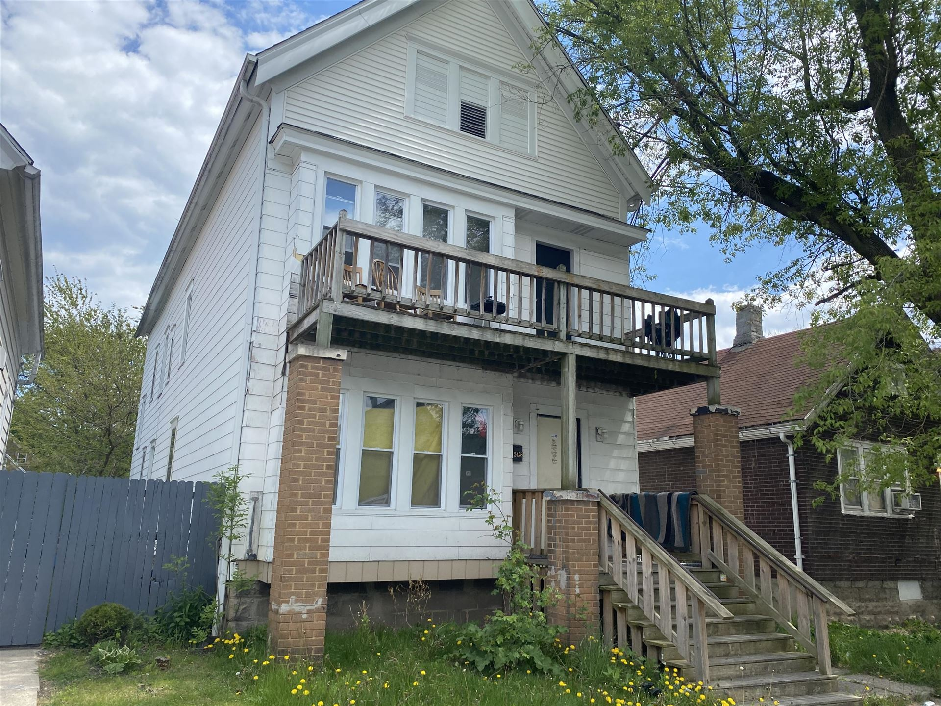 2458 S 11th #2458A, Milwaukee, WI 53215 - MLS#: 1740872