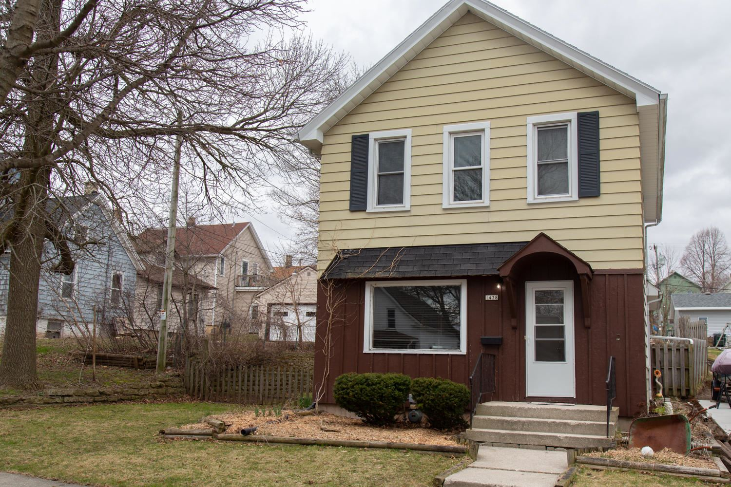 1438 S 10TH ST, Sheboygan, WI 53081 - #: 1684874