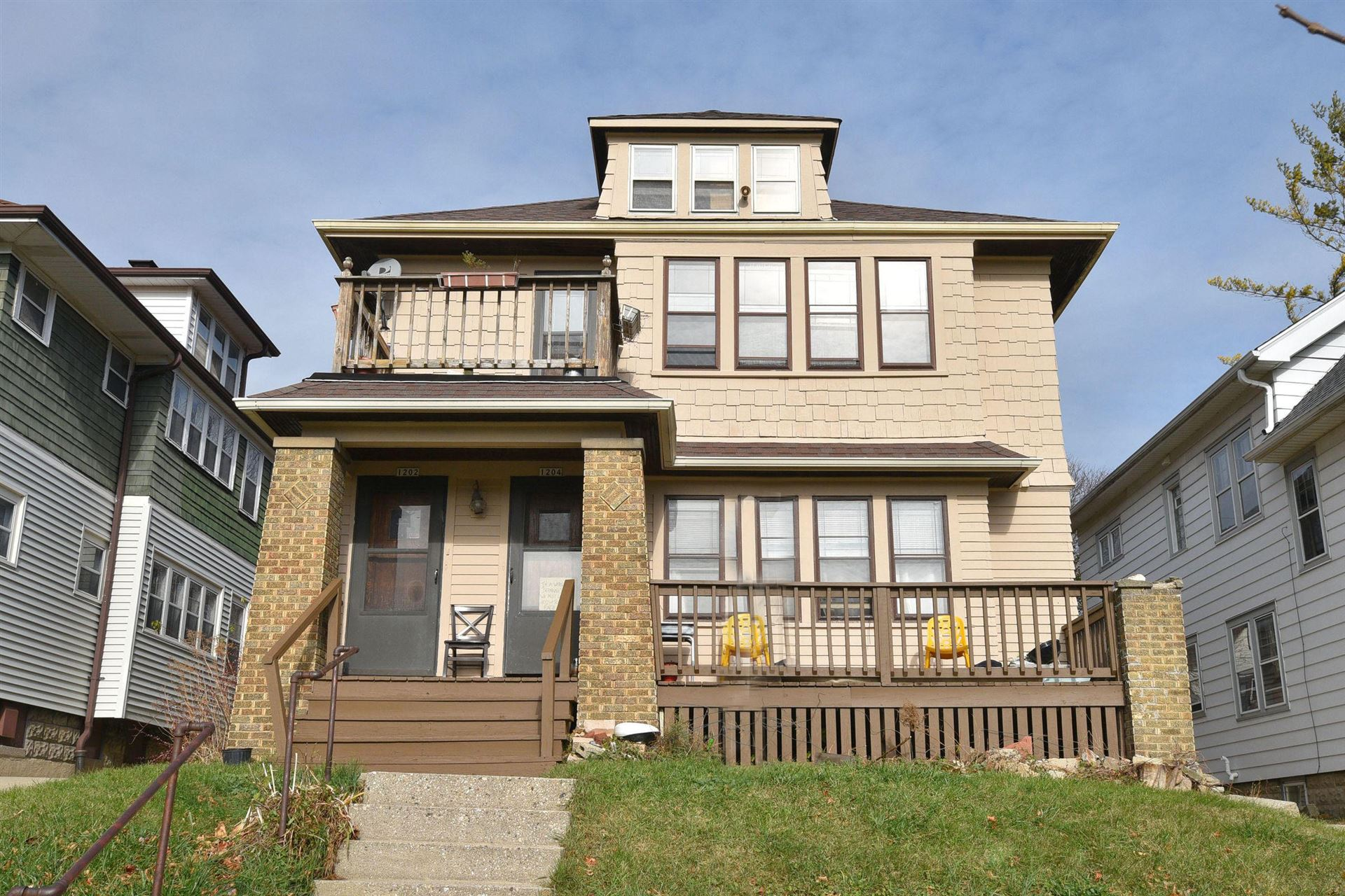 1202 E Chambers St #1204, Milwaukee, WI 53212 - #: 1717893