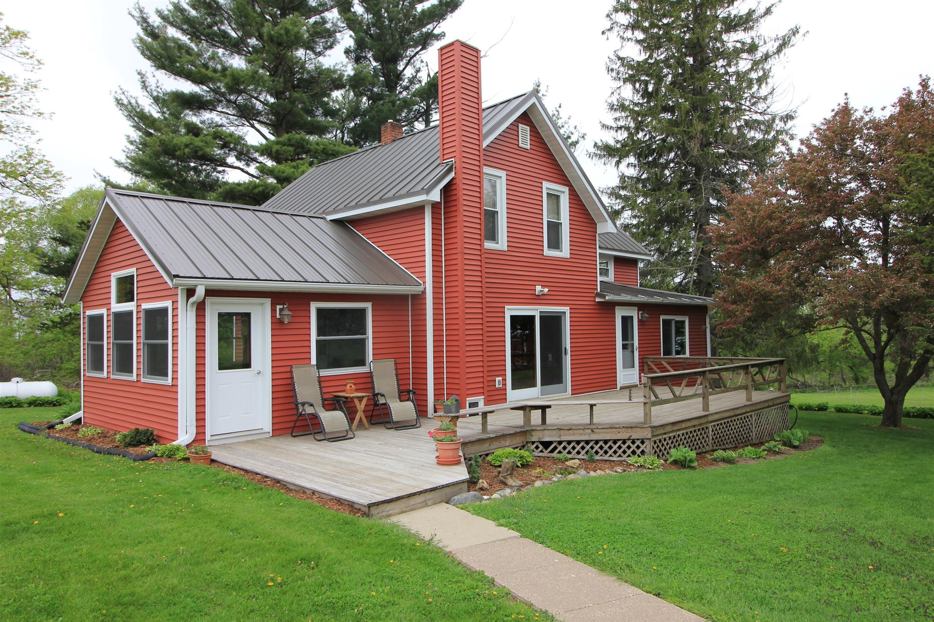 E5772 County Rd GG, Coon, WI 54667 - MLS#: 1681938