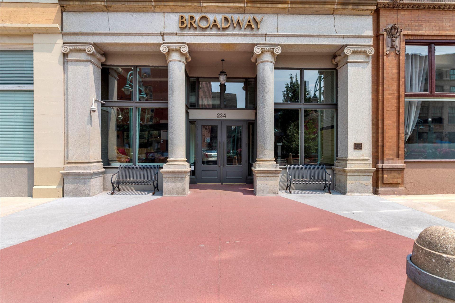 234 N Broadway St #515, Milwaukee, WI 53202 - MLS#: 1751985
