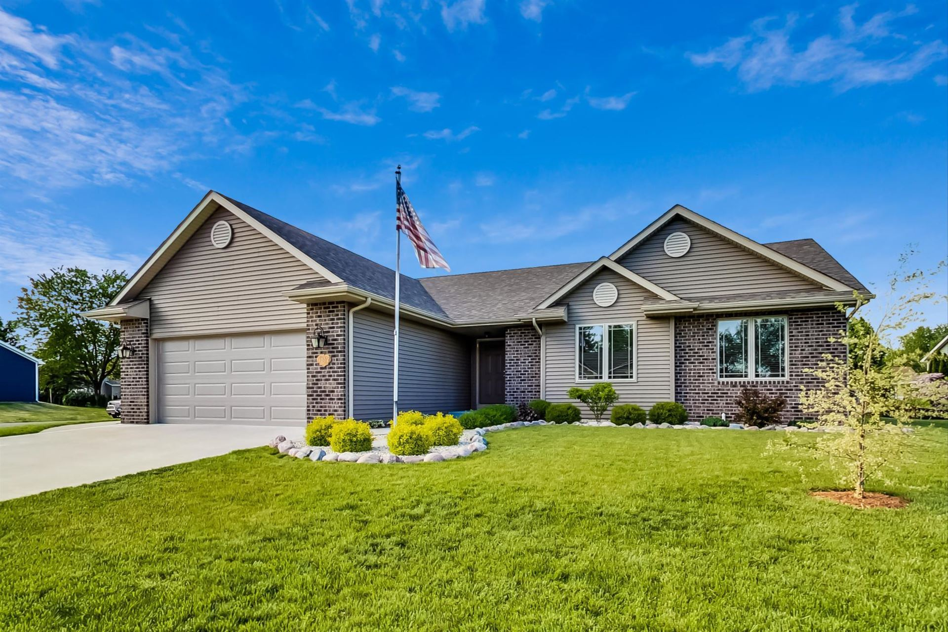 1862 Swallow Rd, Twin Lakes, WI 53181 - #: 1691986