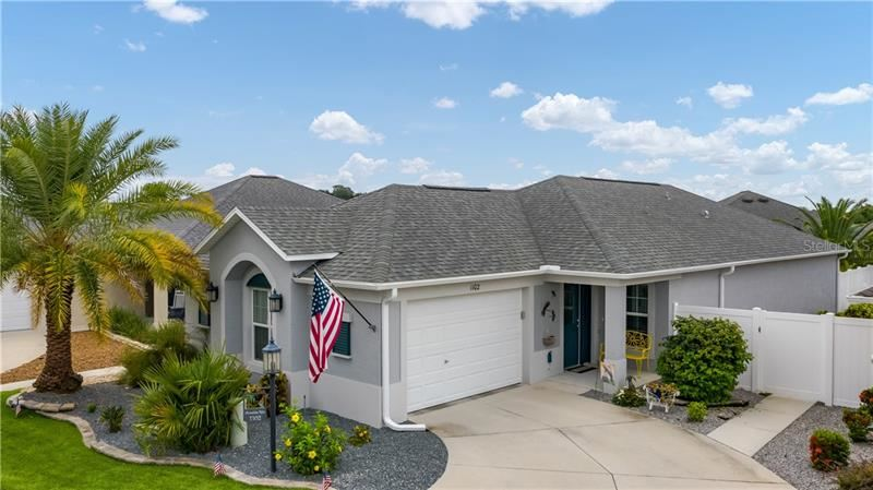 1102 BARRINEAU PLACE, The Villages, FL 32163 - #: G5030000