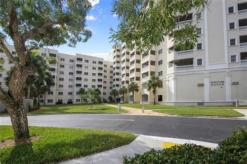 Photo of 3730 CADBURY CIRCLE #703, VENICE, FL 34293 (MLS # N6111001)