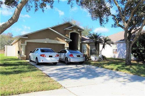 Photo of 3601 GOLDEN EAGLE DRIVE, LAND O LAKES, FL 34639 (MLS # U8109001)