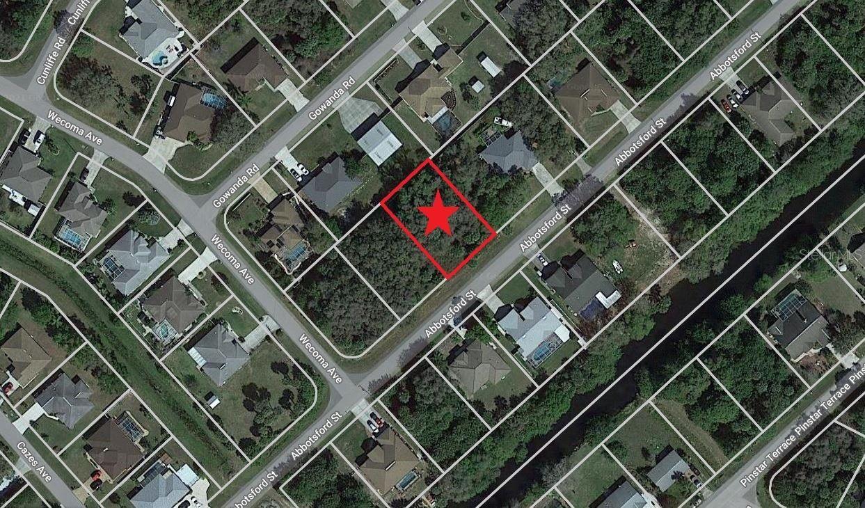 Photo of Lot 12 ABBOTSFORD STREET, NORTH PORT, FL 34287 (MLS # C7449001)