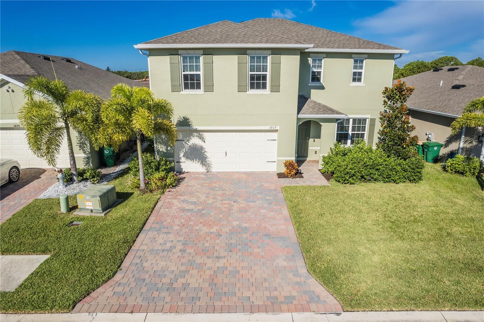 3907 RIVER BANK WAY, Port Charlotte, FL 33980 - #: C7450001