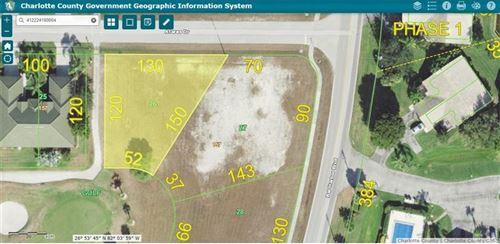 Photo of 1511 ATARES DRIVE #lot 26, PUNTA GORDA, FL 33950 (MLS # C7239002)