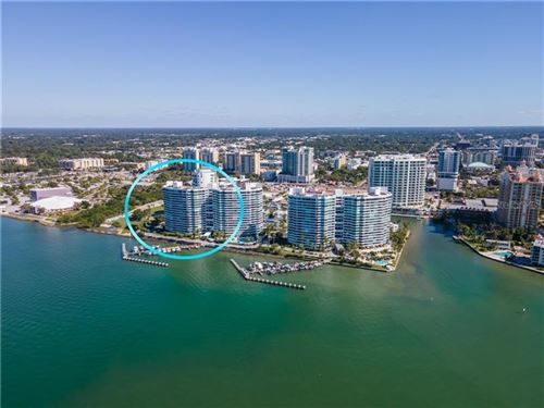 Photo of 988 BLVD OF THE ARTS #1516, SARASOTA, FL 34236 (MLS # A4485003)