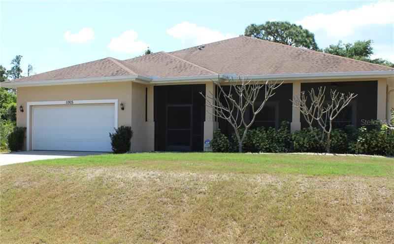Photo of 11905 FLORENCE AVENUE, PORT CHARLOTTE, FL 33981 (MLS # C7441003)