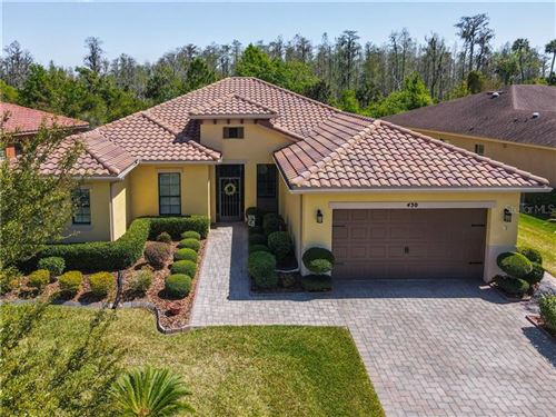 Photo of 430 FOUNTAIN VALLEY LANE, KISSIMMEE, FL 34759 (MLS # S5048004)