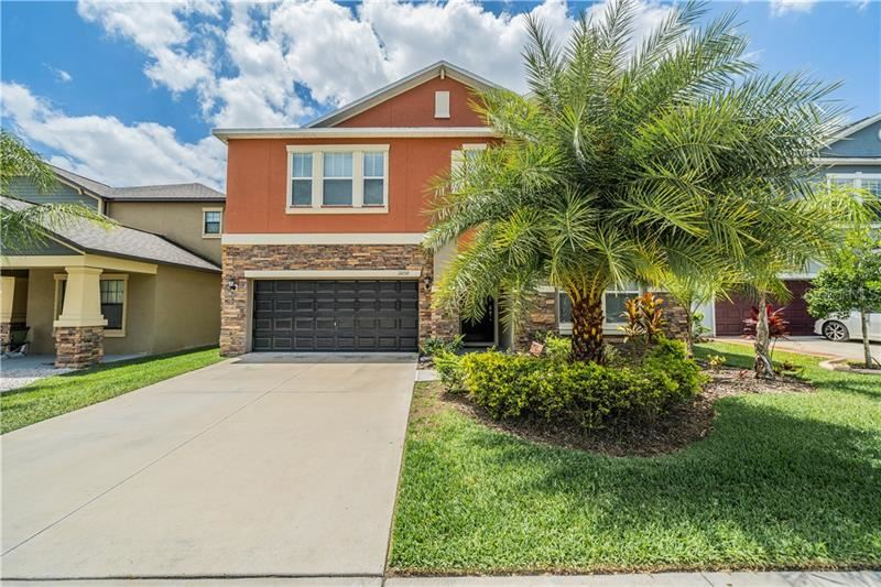 11059 LITTLE BLUE HERON DRIVE, Riverview, FL 33579 - #: T3242004